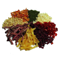 Сушеные овощи и фрукты