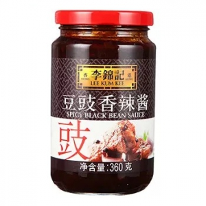 "Соус Leekumkee ""SPICY BLACK BEAN SAUCE"""