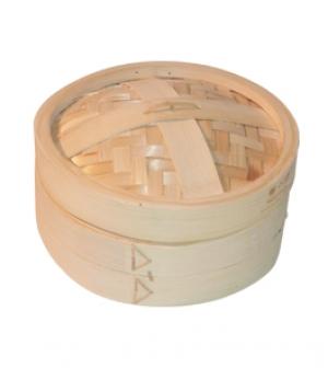 Бамбуковое решето для варки на пару