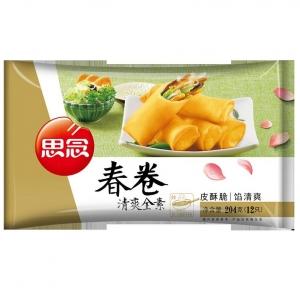 Сприн-ролл (китайские блинчики с овощами)