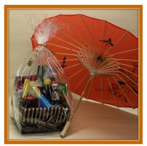 Подарочный набор китайских продуктов [L]