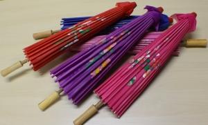 Зонтик китайский декоративный