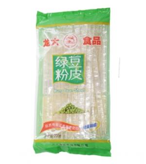 Лапша крахмальная из зелёных бобов
