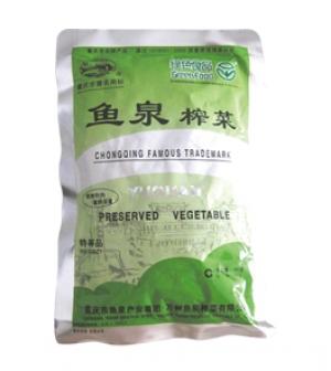 Сычуаньская капуста в кунжутном масле