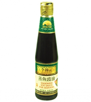 "Соус L.k.k."" Seasoned soy sauce for seafood"""
