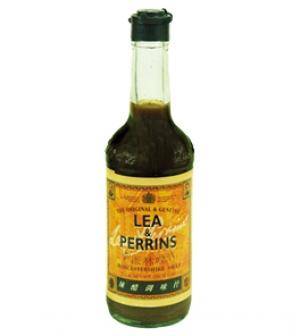 """Остро-кислый cоус""""Lea&perrins""""  Worcesterehire sauce"""