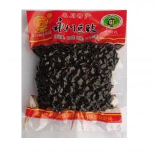 Ферментированные черные бобы