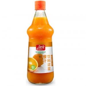 """Сок апельсиновый концентрированный """"JINBA"""""""