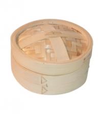 Бамбуковое решето для варки на пару 15cm/18cm/25cm