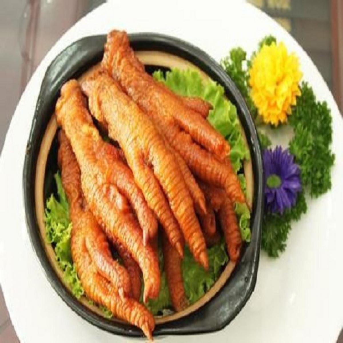 куриные лапки по-китайски рецепт с фото